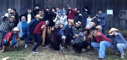 SOHS_GroupScarecrows