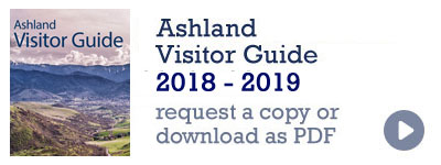 In & About Ashland Visitor Guide 2017 - 2018