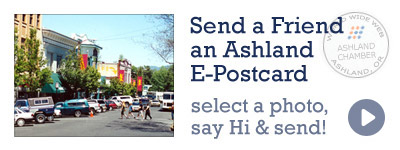 Send a Friend an Ashland E-Postcard