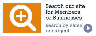 Search Our Site for Members & Businesses