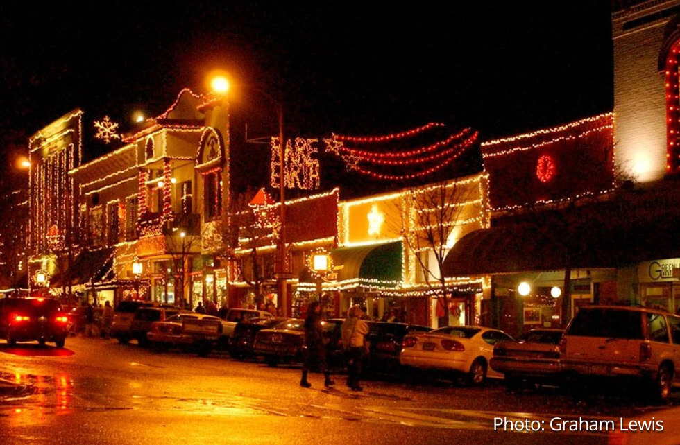 Around Town & Special Events - Festival of Light